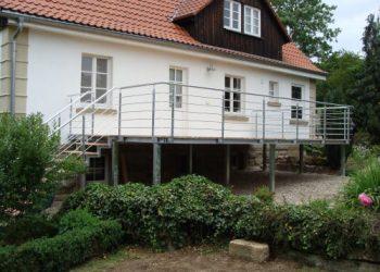 Grupe Schweisstechnik: Balkon