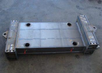 Grupe Schweisstechnik: Stahlbau, MAG Schweißen