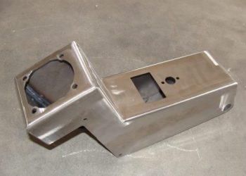 Grupe Schweisstechnik: Stahlblechkonstruktion, WIG MAG Schweißen