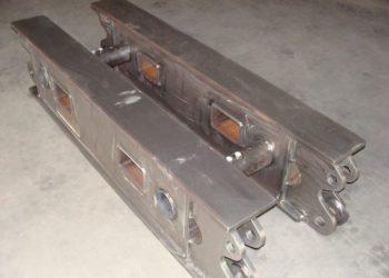 Grupe Schweisstechnik: Stahlkonstruktion, MAG Schweißen