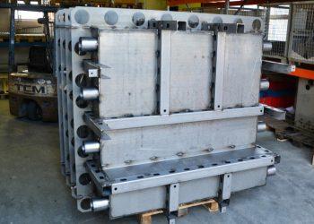 Schweissbaukonstruktion Baustahl 800kg