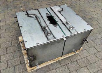 Gehäuse Ex Schutz, Baustahl 800 mm x 1000 mm
