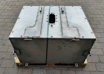 Gehäuse Ex Schutz, Baustahl 800 mm x 1100 mm