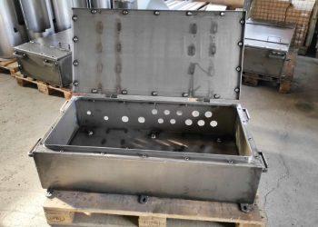 Stromverteiler Gehäuse aus Stahl, 700mm x 1200mm
